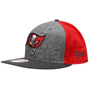 Boné Tampa Bay Buccaneers 950 Snapback Draft Reflective - New Era