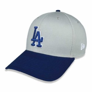 Boné Los Angeles Dodgers MLB 3930 HC Basic - New Era