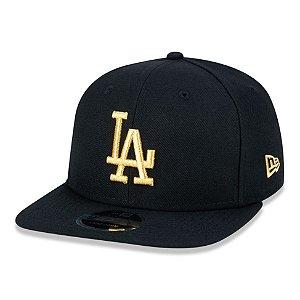 Boné Los Angeles Dodgers 950 Gold on Black MLB - New Era