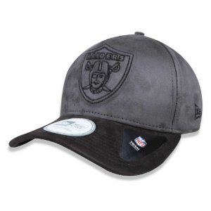 Boné Oakland Raiders Trucker 940 A-Frame Invisible Logo - New Era