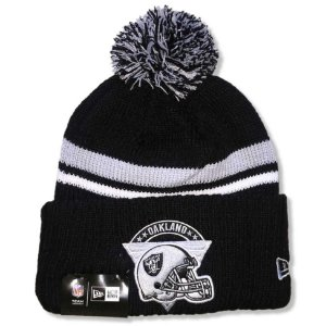 Gorro Touca Oakland Raiders Team Stacker - New Era