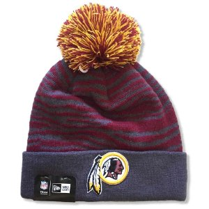 Gorro Touca Washington Redskins Zebra Inside - New Era