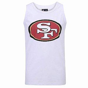 Regata San Francisco 49ers Branco - New Era