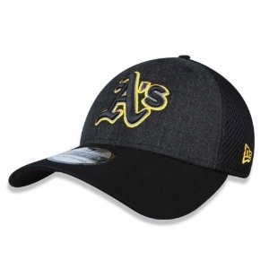 Boné Oakland Athletics A's 3930 Heathered Neo MLB - New Era