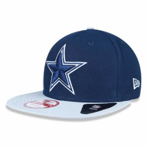 Boné Dallas Cowboys Classic 950 Snapback Vicotry Side - New Era