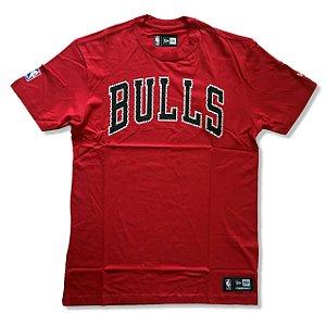 Camiseta Chicago Bulls NBA Game Piece - New Era