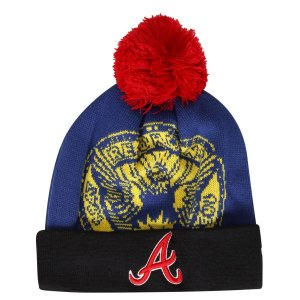 Gorro Touca Atlanta Braves City Factor - New Era