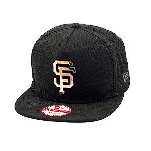 Boné San Francisco Giants 950 A-Frame Rose Metal MLB - New Era