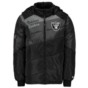 Jaqueta Bomber Oakland Raiders NFL - New Era