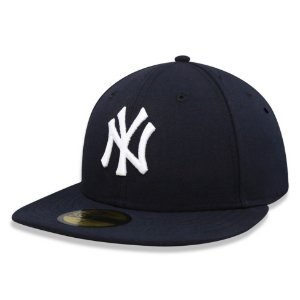 Boné New York Yankees 5950 Game Fechado - New Era