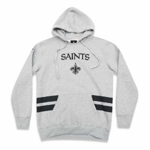 Casaco Moletom New Orleans Saints Listras- New Era