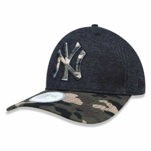 Boné New York Yankees 940 Snapback Camuflado - New Era