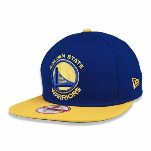 Boné Golden State Warriors 950 Two Tone NBA - New Era