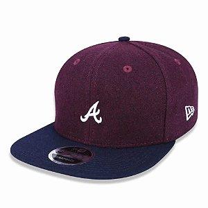 Boné Atlanta Braves 950 Mini Logo MLB - New Era