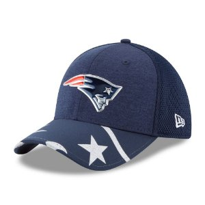 Boné New England Patriots Draft 2017 On Stage 3930 - New Era