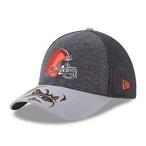 Boné Cleveland Browns Draft 2017 Spotlight 3930 - New Era