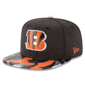 Boné Cincinnati Bengals DRAFT 2017 On Stage Snapback - New Era