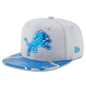 Boné Detroit Lions DRAFT 2017 On Stage Snapback - New Era
