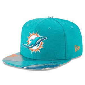 Boné Miami Dolphins DRAFT 2017 On Stage Snapback - New Era