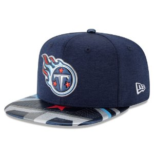 Boné Tennessee Titans DRAFT 2017 On Stage Snapback - New Era