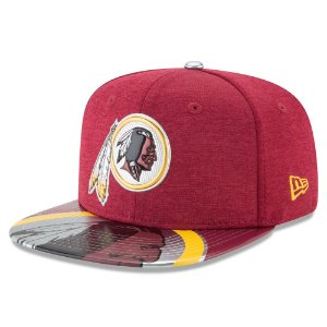 Boné Washington Redskins DRAFT 2017 On Stage Snapback - New Era