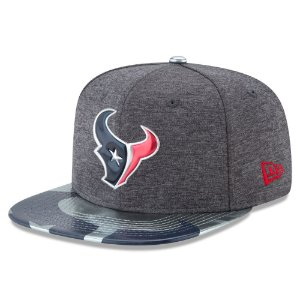 Boné Houston Texans DRAFT 2017 Spotlight Snapback - New Era