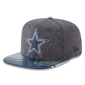 Boné Dallas Cowboys DRAFT 2017 Spotlight Snapback - New Era