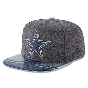 Boné Dallas Cowboys DRAFT 2017 Spotlight Snapback - New Era