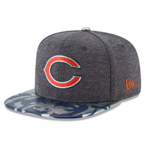 Boné Chicago Bears DRAFT 2017 Spotlight Snapback - New Era