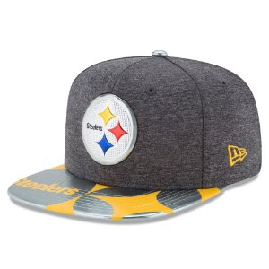 Boné Pittsburgh Steelers DRAFT 2017 Spotlight Snapback - New Era