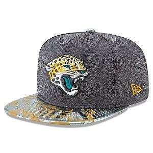 Boné Jacksonville Jaguars DRAFT 2017 Spotlight Snapback - New Era