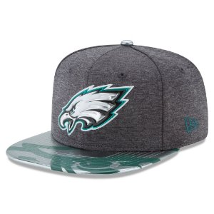 Boné Philadelphia Eagles DRAFT 2017 Spotlight Snapback - New Era