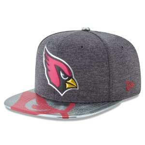 Boné Arizona Cardinals DRAFT 2017 Spotlight Snapback - New Era