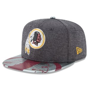 Boné Washington Redskins DRAFT 2017 Spotlight Snapback - New Era
