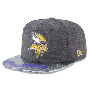 Boné Minnesota Vikings DRAFT 2017 Spotlight Snapback - New Era