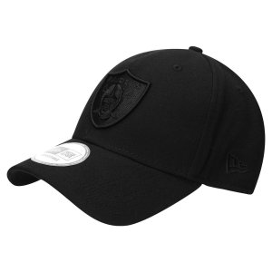 Boné Oakland raiders 940 Snapback Black on Black - New Era