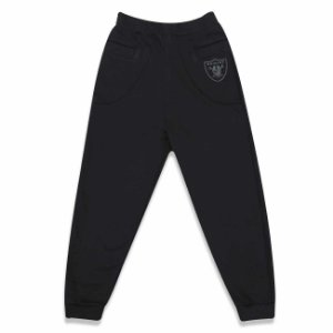 Calça Oakland Raiders Moletom Bolso Vivo NFL - New Era