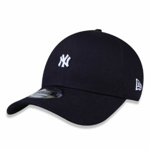Boné New York Yankees 940 Mini Logo Azul Snapback - New Era