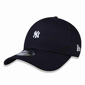 Boné New York Yankees 940 Mini Logo Azul Snapback - New Era