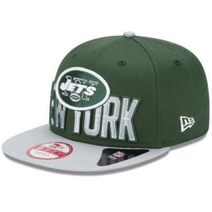 Boné New York Jets DRAFT15 950 Snapback - New Era