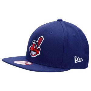 Boné Cleveland Indians 950 Basic Team Color MLB - New Era