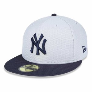 Boné New York Yankees 5950 Diamond Fechado - New Era
