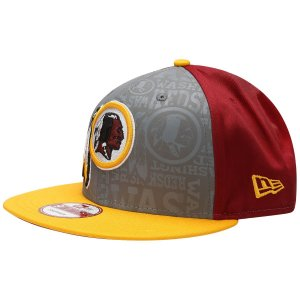 Boné Washington Redskins 950 Snapback Draft Reflective - New Era