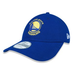 Boné Golden State Warriors 920 Small Logo Playoffs NBA - New Era