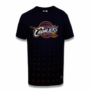 Camiseta Cleveland Cavaliers Constellation NBA - New Era