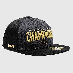 Boné T-Rex Snapback Champions Aba Reta