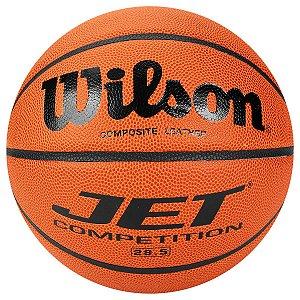 Bola de Basquete NCAA Jet 6 Competition - NBA Wilson