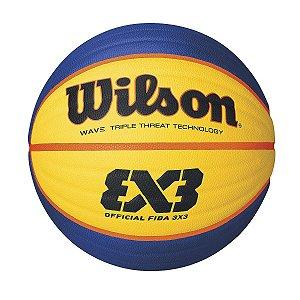 Bola de Basquete Oficial Fiba 3X3 - NBA Wilson