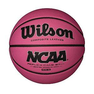Bola de Basquete NCAA Replica 285 Rosa - NBA Wilson