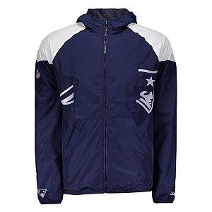 Jaqueta Windbreaker Quebra vento New England Patriots Raglan NFL - New Era